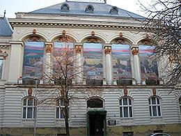 Csontváry Múzeum, Pécs