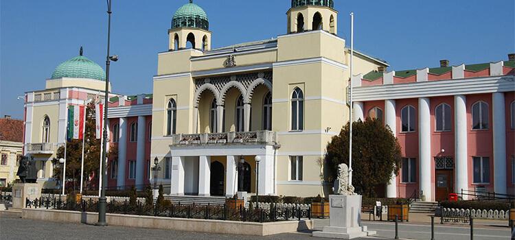 Városháza, Mohács
