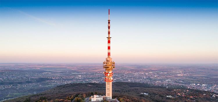 Pécsi Tv-torony Kilátó és Étterem