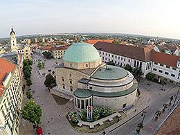 Pécs-Belvárosi templom (Dzsámi)