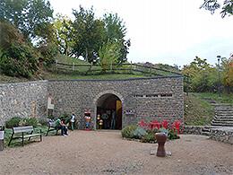 Tettyei Mésztufa-barlang, Pécs